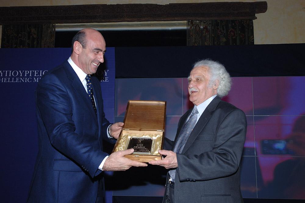 Γιώργος Βουλγαράκης - Ευγένιος Σπαθάρης