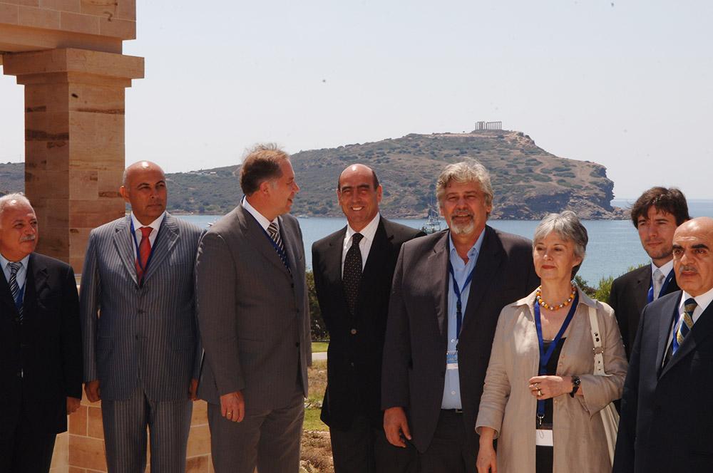 Υπουργός Πολιτισμού - Υπουργοί ΕΕ