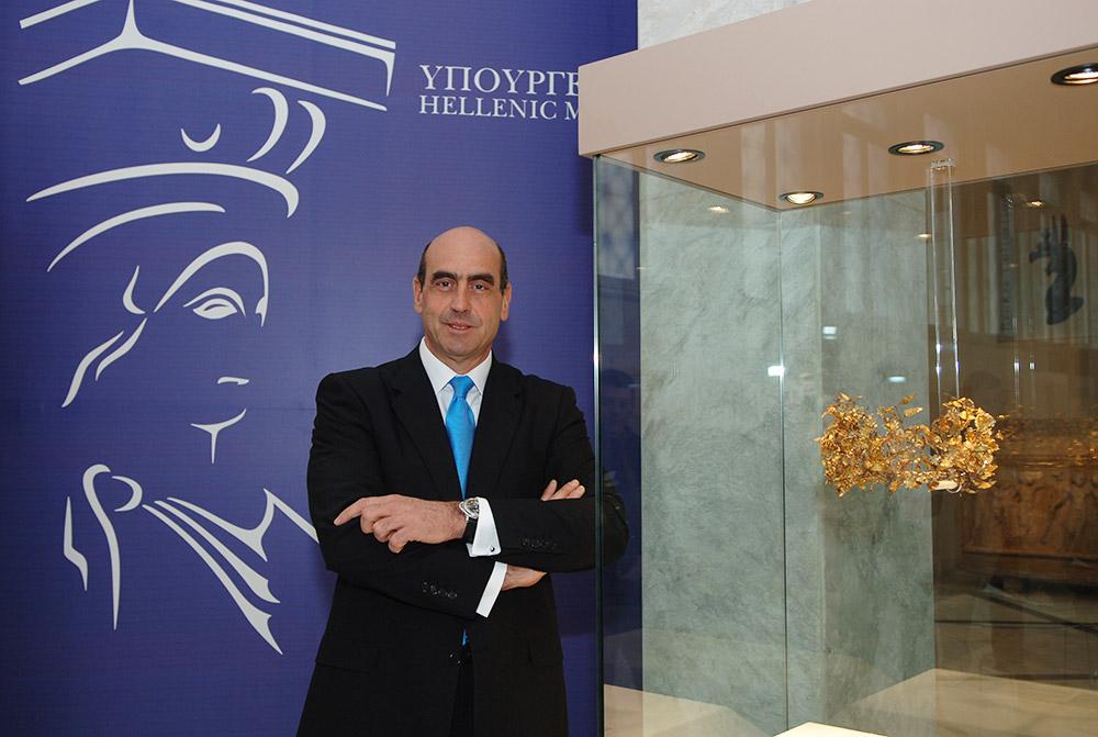 Υπουργός Πολιτισμού Γκετί